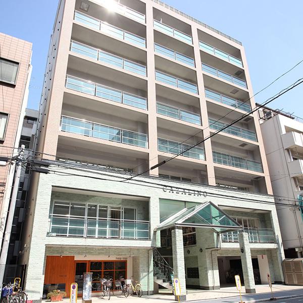 大阪北支店(大阪本社)外観