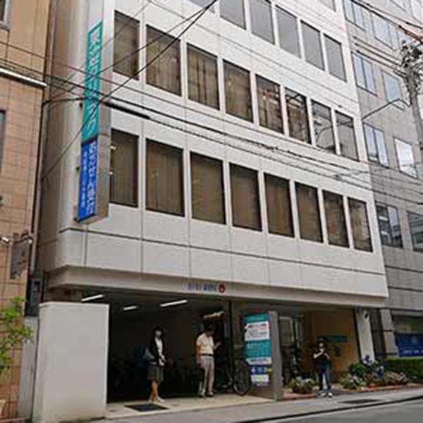 大阪中央支店外観
